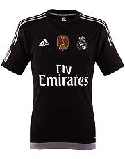 adidas - Camiseta de Portero Real Madrid CF 2015-2016 602c138e01337