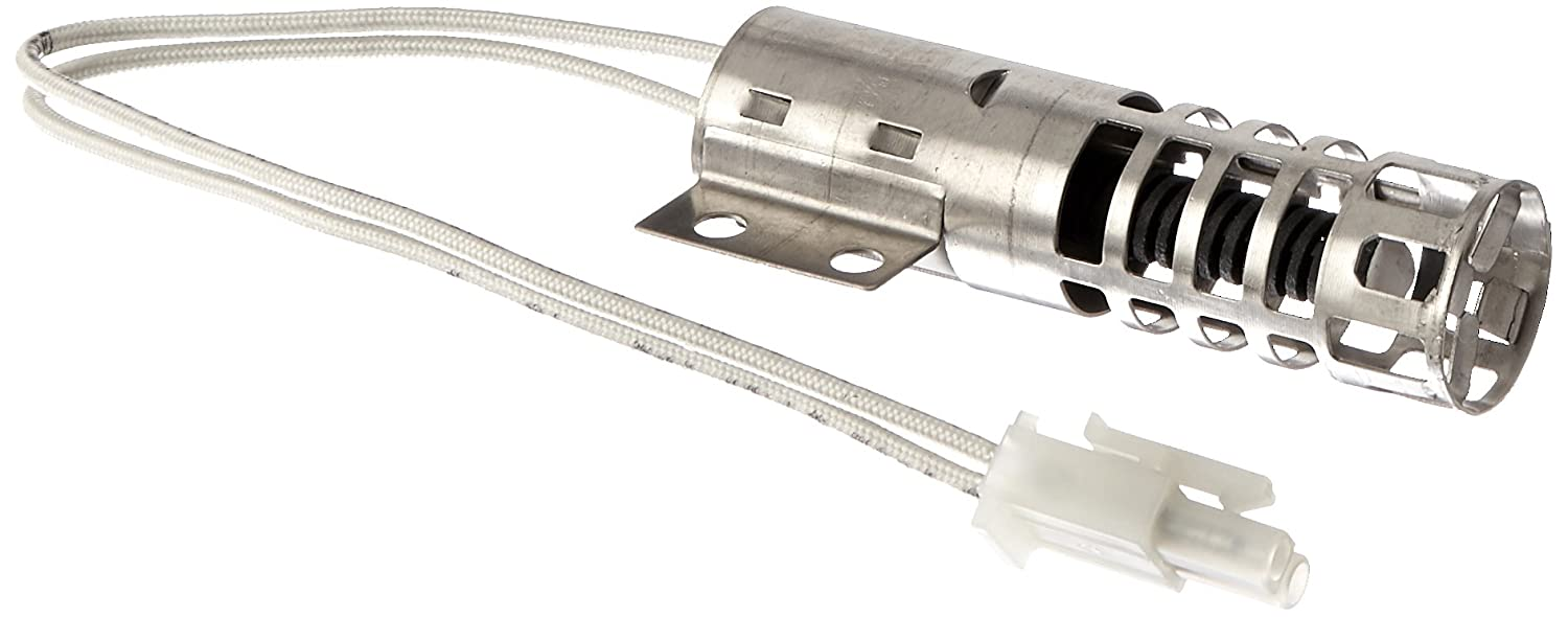 Whirlpool 4342528 Oven Ignitor, White