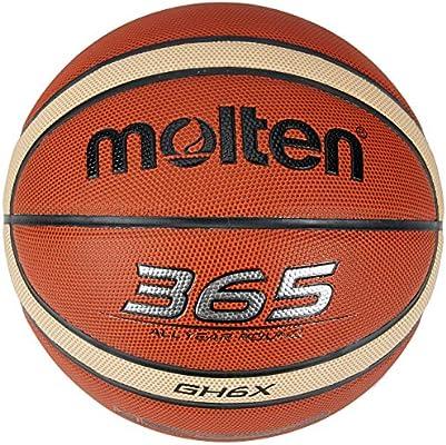 Molten BGHX Parallel Pebble Indoor/Outdoor - Pelota de baloncesto ...