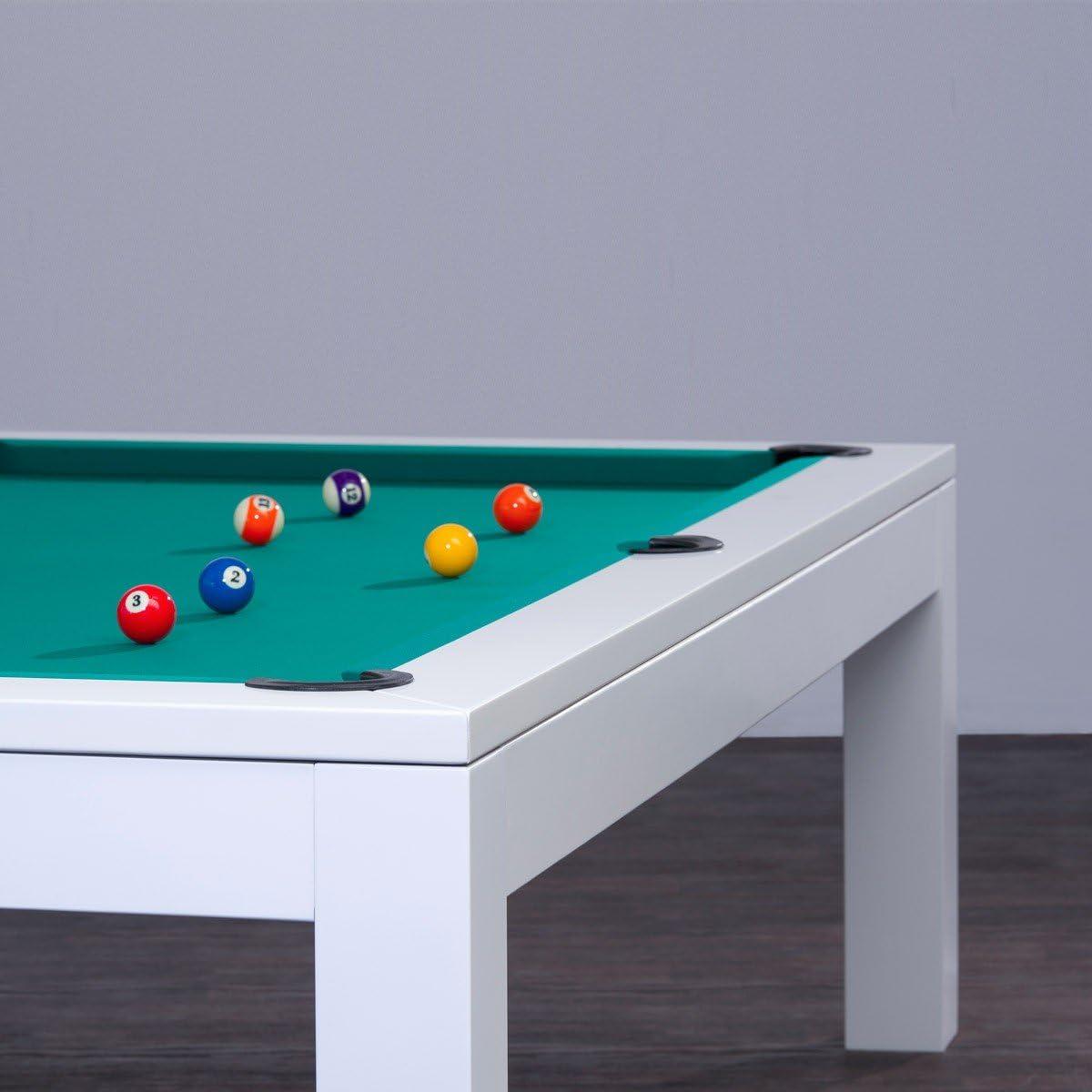 Mesa de billar modelo OLIVIA 8 pies/con bandeja de 19 mm, unos 380 ...