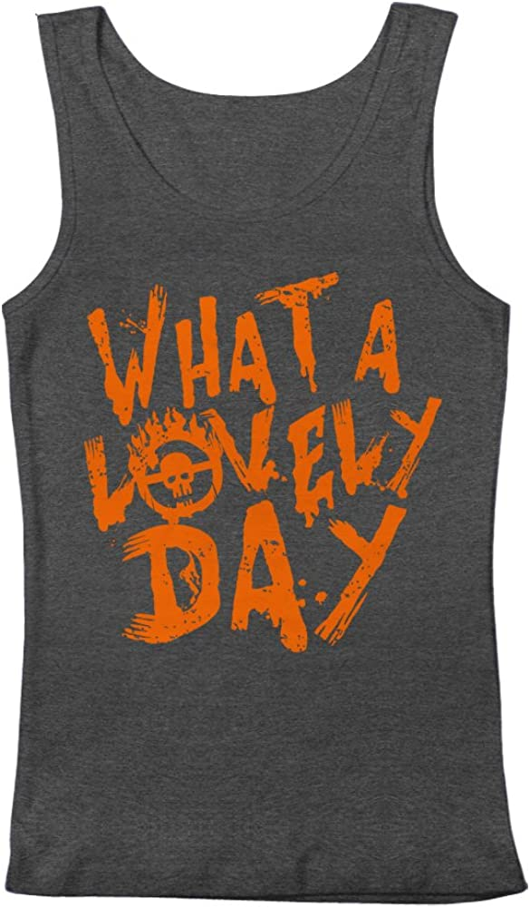 GEEK TEEZ What a Lovely Day Men's Tank Top