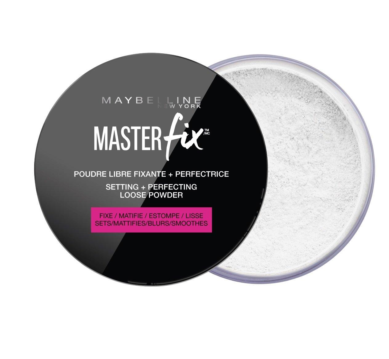 Maybelline New York Poudre Master Fix 01 Transparent B2912900
