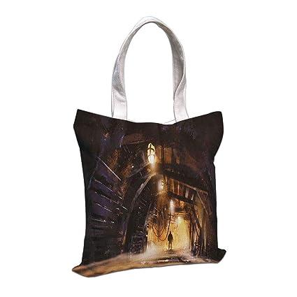 Bags Fantasy Art