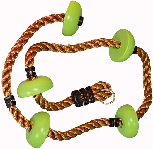 N/A - Cuerda para escalar para niños, material resistente a ...