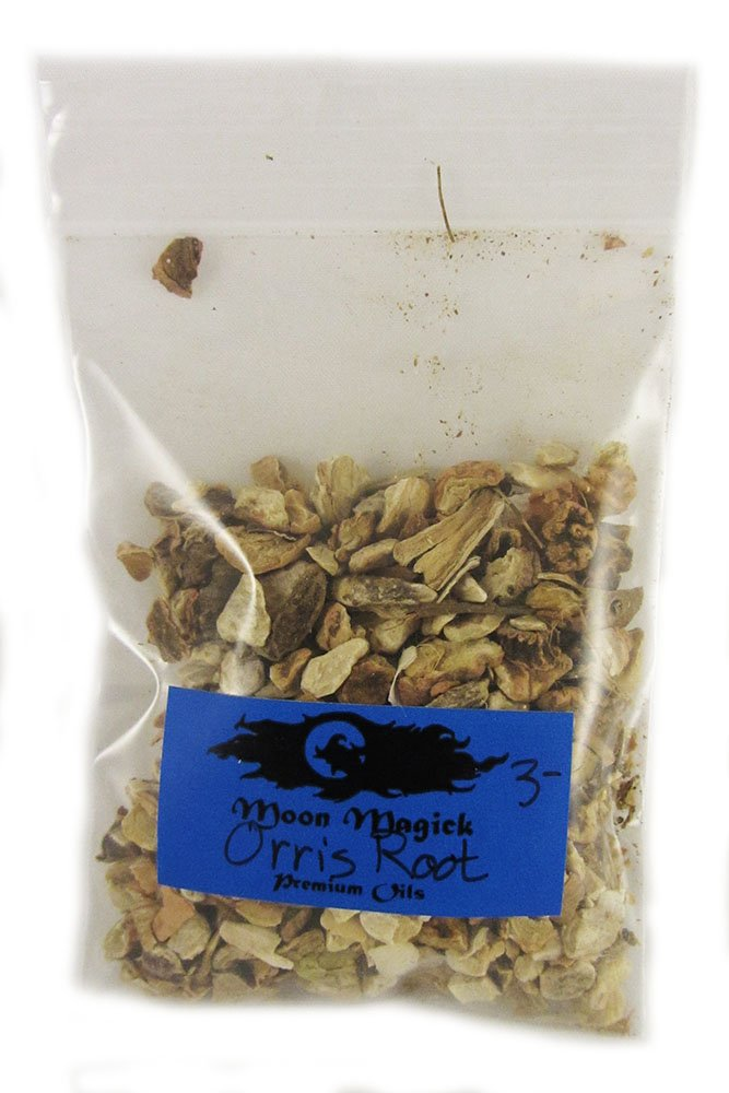 Orris Root Raw Herb