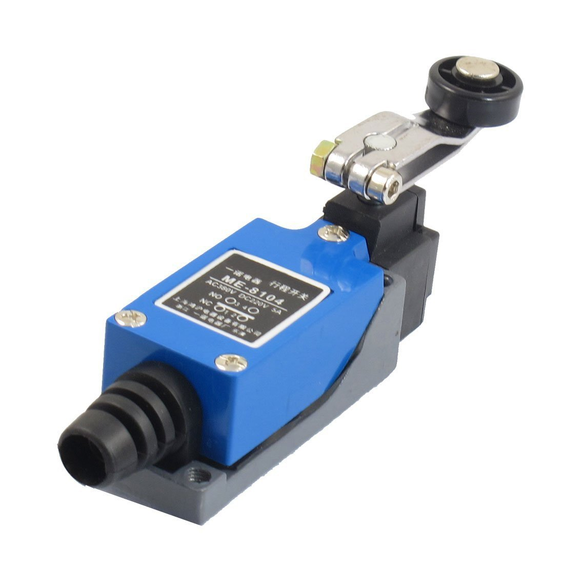 WOVELOT ME-8104 Rouleau Rotatif plastique Bras Fin de course pour Mill CNC Plasma
