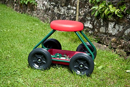 Garden Stool on Wheels - The Sit On Gardening Seat & Garden Stool on Wheels - The Sit On Gardening Seat: Amazon.co.uk ... islam-shia.org