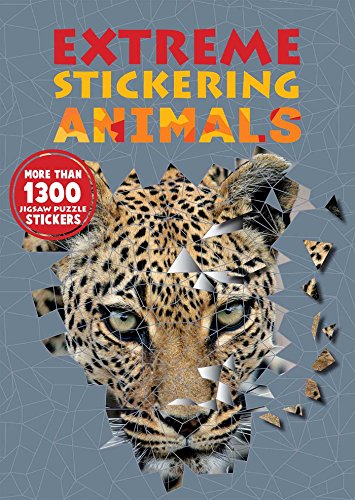 Extreme Adult Game (Extreme Stickering Animals)