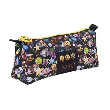 Estuche escolar Niño Emoji - Bolsa para lapices con ...