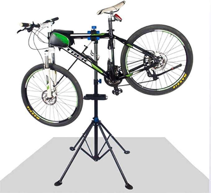 MASLEID Soporte reparación Bici Altura Ajustable Giratorio 360 ...