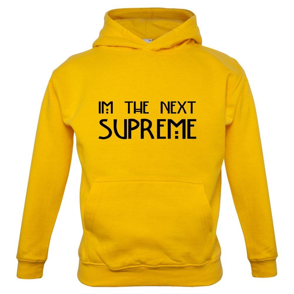 1-13 Ans 9 Couleurs Enfant Sweat//Pull Im The Next Supreme