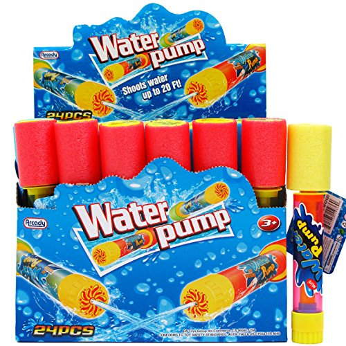 24 Pack Water Blaster - 8