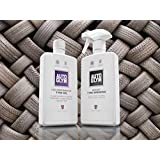 Autoglym High Performance Tyre Gel + Instant Tyre Dressing Combo Pack