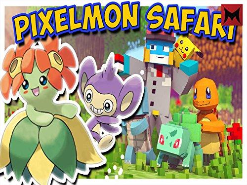 New Pokemon Safari in Minecraft Pixelmon