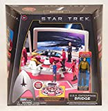 Star Trek - Enterprise Bridge Playset with Figure