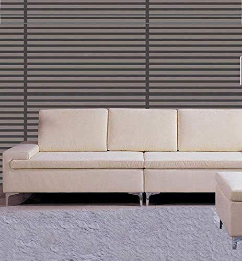 XYFL Patas para Muebles Patas para Sof/á De Acero Inoxidable Patas para Mesa Mueble De Ba/ño Brillante Patas De Soporte para Mesa De Centro 4 Piezas Plata,10.2cm