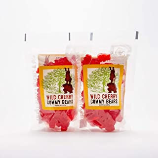 product image for Cherry Republic Wild Cherry Gummy Bears - Resealable Pack Gourmet Snack - 2-Pack Gift