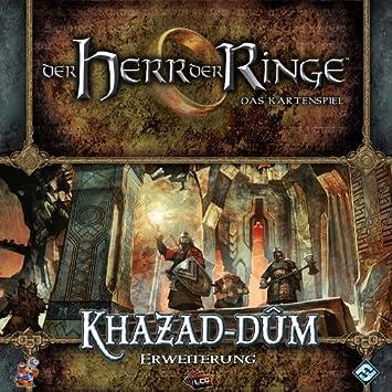 Khazad-dûm - El Señor de los Anillos LCG (Aleman): Amazon.es ...