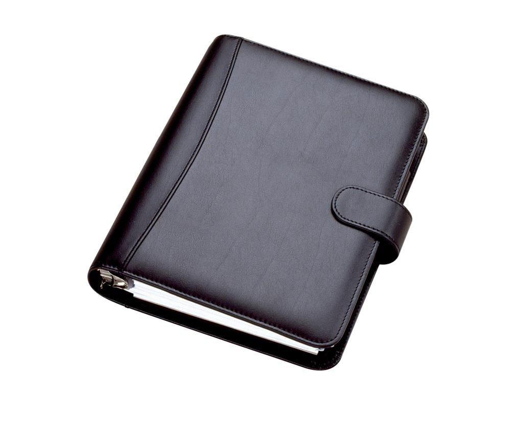 Amazon.com : Collins Chatsworth Organiser 2011 - Black Desk ...