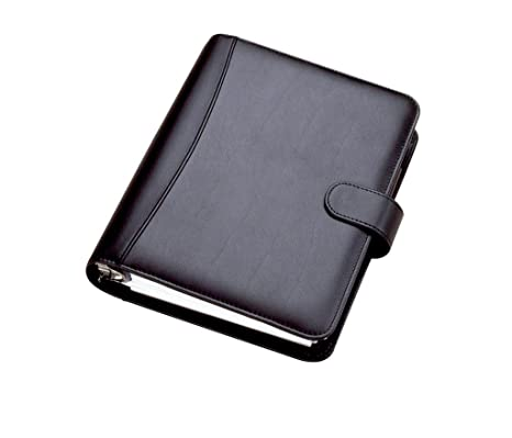 Amazon.com : Collins Chatsworth Organiser 2011 - Black Desk ...