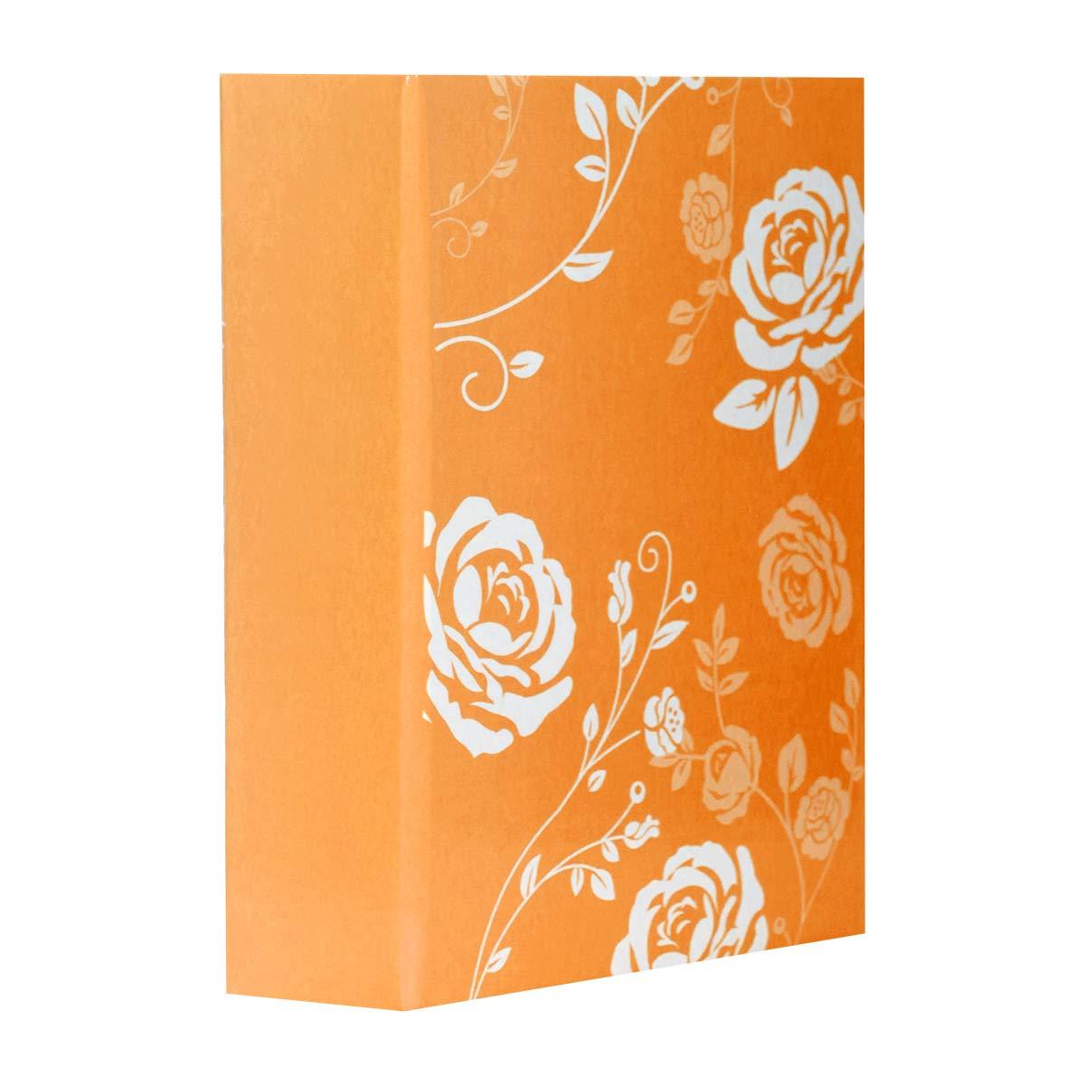 Couverture en Papier imprim/é sur Le th/ème des Roses Lot de 3 Albums Photos /à Pochettes Tone 304 Photos 10x15 cm par Album