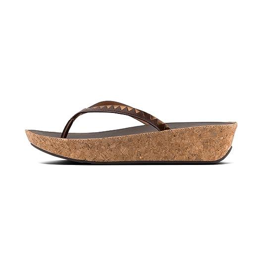 3b232dfc5 Amazon.com  FitFlop K48 Women s Linny Toe-Thong Sandal  Shoes