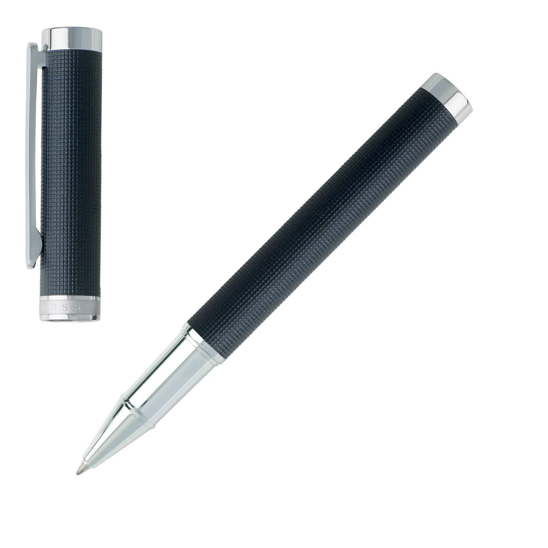 Hugo Boss HSW7885N Column Rollerball Pen - Black/Silver by BOSS (Image #7)