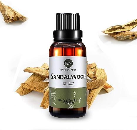 Olio essenziale di sandalo 100% puro olio di aromaterapia