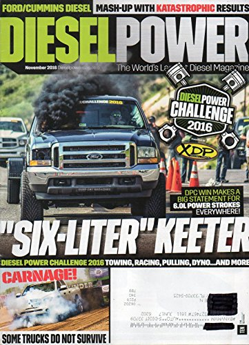 r 2016 The World's Largest Diesel Magazine FORD/CUMMINS DIESEL: MASH-UP WITH KATASTROPHIC RESULTSDPC Win Makes A Big Statement For 6.0l Power Strokes Everywhere ()