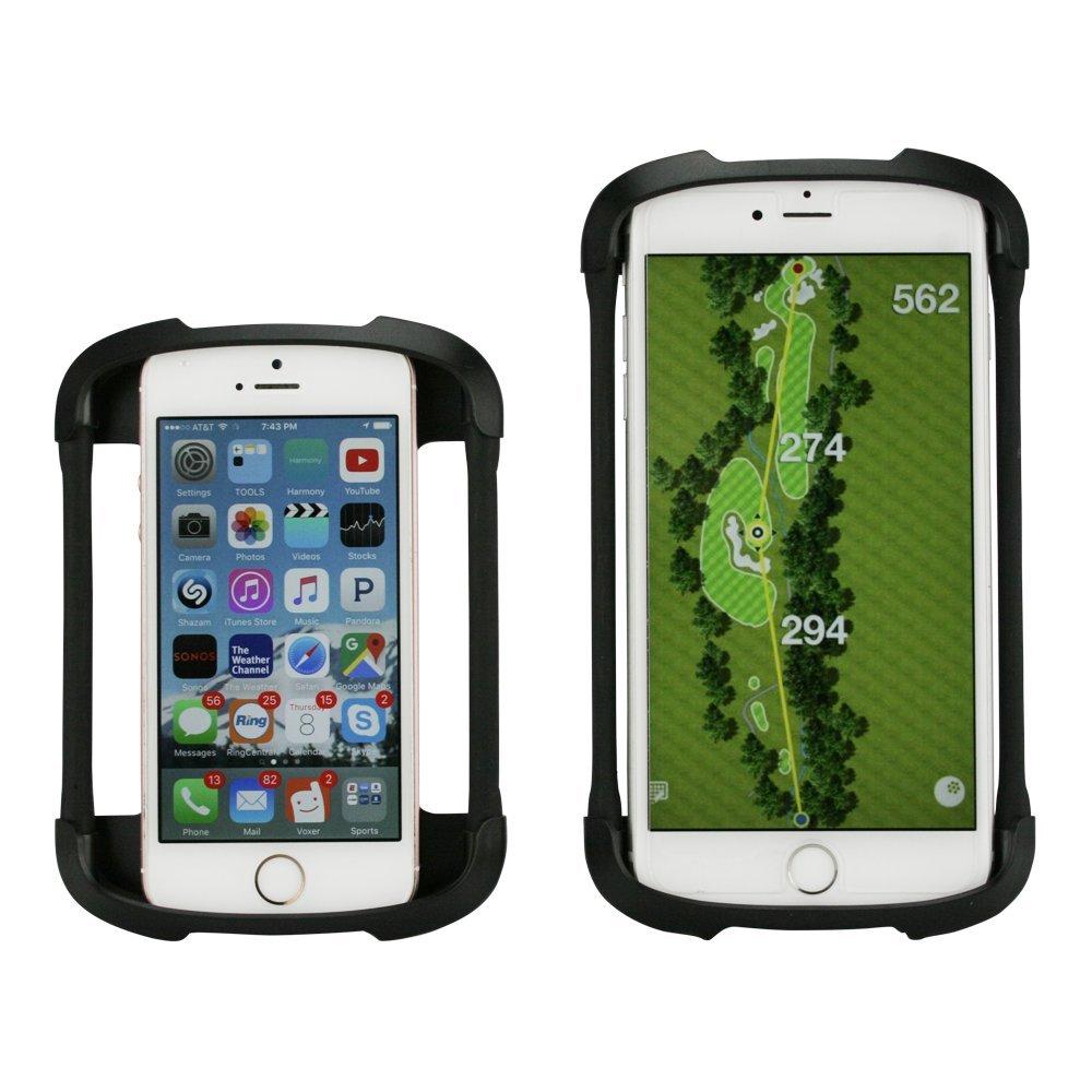 Frogger Golf Universal teléfono inteligente latch-it sistema de cierre magnético: Amazon.es: Deportes y aire libre