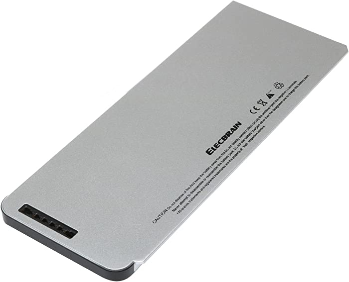 45WH Laptop Battery for A1278 A1280 (MacBook 13-Inch Late 2008 Aluminum Version) Aluminum Unibody MB467LL/A / MB466LL/A