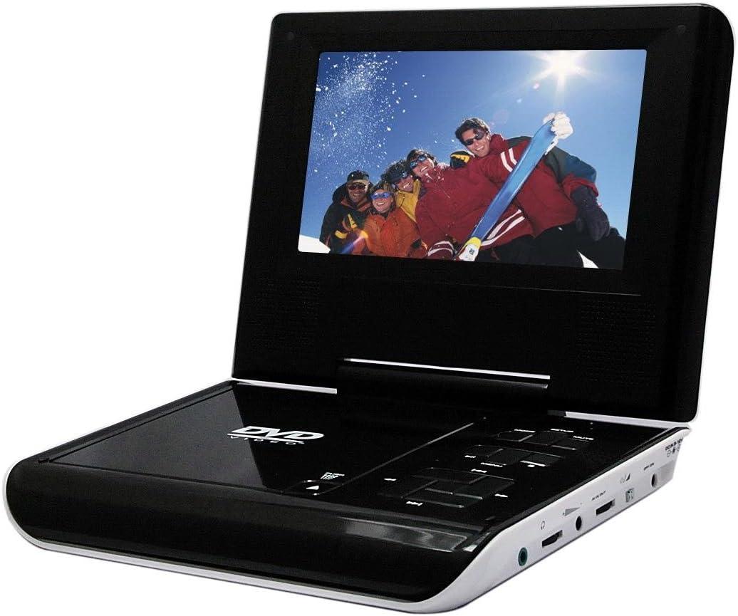 Sylvania SDVD7047 - Televisor portátil de 7 pulgadas con ...