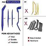 YOOHE Car Panel Removal Tools Kit - 9pcs Auto
