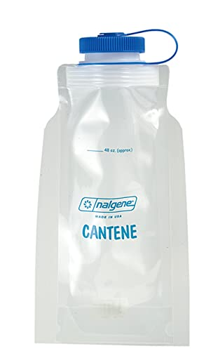nalgene wide mouth cantene collapsible bottle sports outdoors. Black Bedroom Furniture Sets. Home Design Ideas