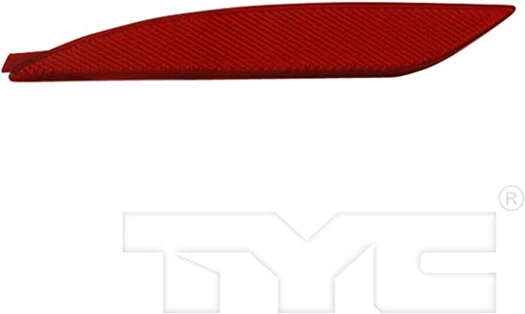 TYC 17-5356-00-1 Compatible with Hyundai Tucson Left Replacement Reflex Reflector