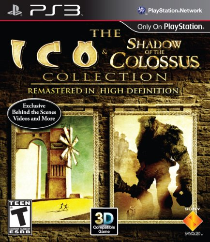 ICO Shadow Colossus Collection Playstation 3