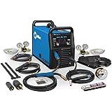 Miller Electric Multiprocess Welder,120/240VAC Input
