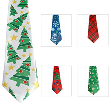 Amazon.com: Ugly Christmas Tie: Toys & Games