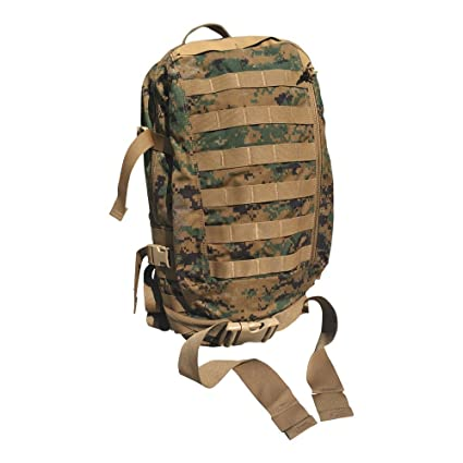8afea014367 USMC Gen II ILBE Digital MARPAT Assault Pack, Hunting & Fishing - Amazon  Canada