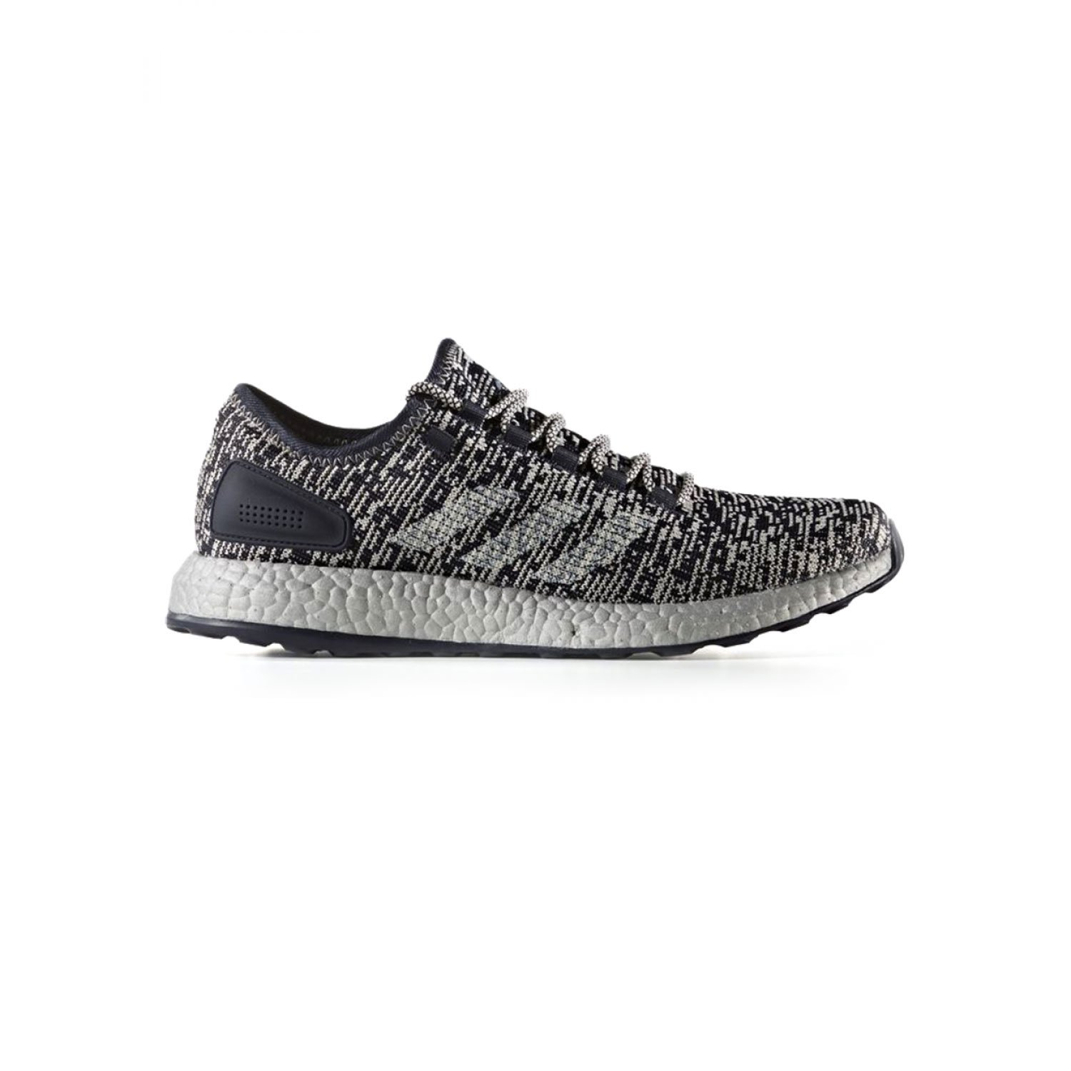 adidas Performance Men's Pureboost Running Shoe B078VDN3GW 7 D(M) US|Legend Ink/Brown/Silver Metallic