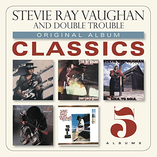 Stevie Ray Vaughan - Original Album Classics - Zortam Music