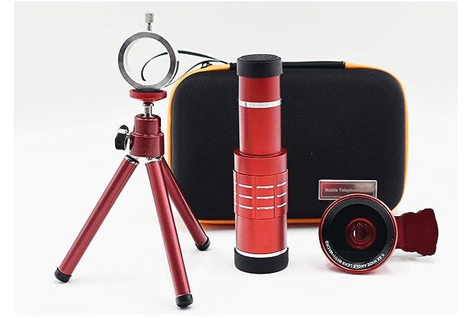 Amazon.com: half moon portable mini mobile phone telephoto lens 18x