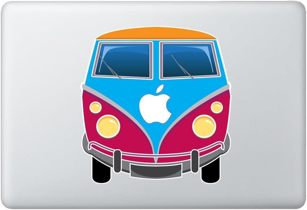 VW Bus Mac Book Decal