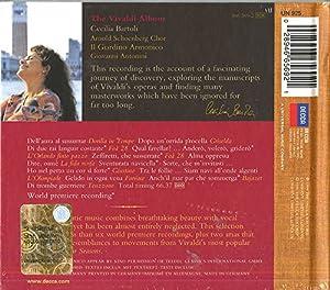 Cecilia Bartoli: The Vivaldi Album