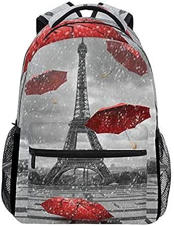 Amazon.com: SanQ-Seven Laptop Backpack,Eiffel Tower
