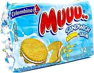 3 Flavors: Avena Leche