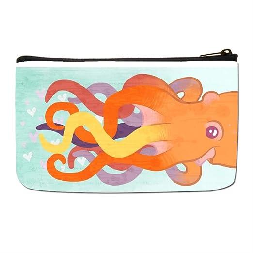 206f2290b740 Amazon.com : Lgtbg Makeup Travel Case Ocean Makeup Bag One size : Beauty
