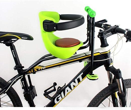 AIBAB Asiento De Bicicleta para Niños Asiento De Bebe Asiento ...