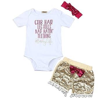 One-pieces Efficient Baby Girls Newborn Vests Girls' Clothing (newborn-5t)