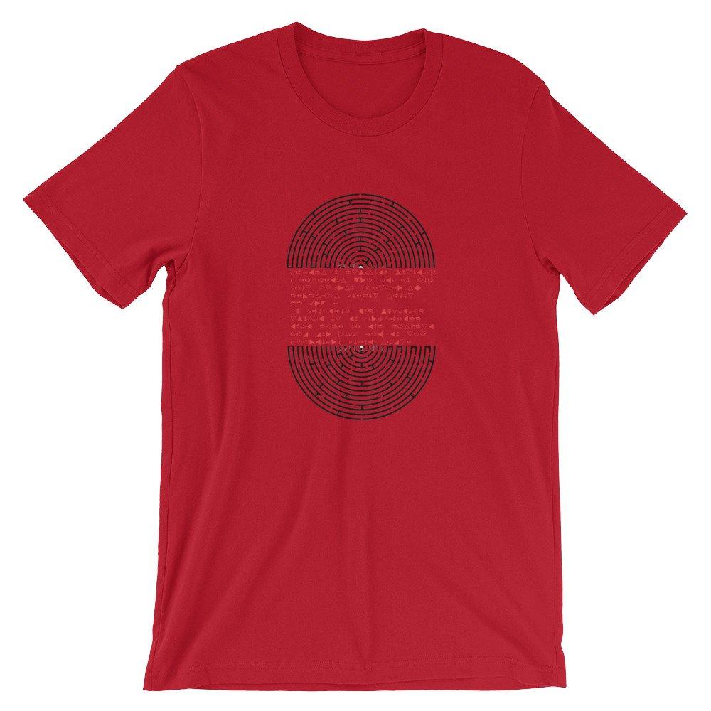 Puzzle Positive Thinking Short-Sleeve Unisex T-Shirt